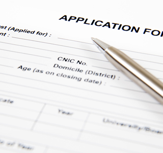 Application Form for Family Reunification